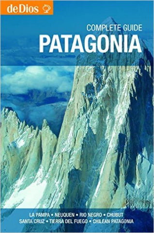 Buy map Patagonia, Complete Guide by deDios