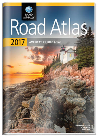 Buy map United States, 2017 Gift Road Atlas by Rand McNally
