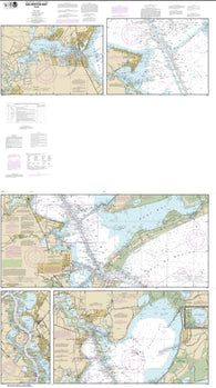 Buy map Galveston Bay (11326-39) by NOAA