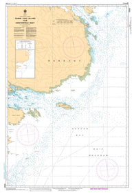 Buy map Dunne Foxe Island to/a Chesterfield Inlet by Canadian Hydrographic Service