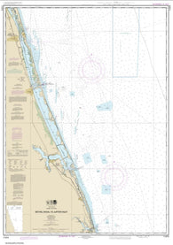 Buy map Bethel Shoal to Jupiter Inlet (11474-11) by NOAA