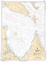 Buy map Baie dUngava/Ungava Bay by Canadian Hydrographic Service