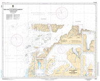 Buy map Erik Cove to/a Nuvuk Harbour Including/Y Compris Digges Islands by Canadian Hydrographic Service
