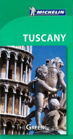 Buy map Tuscany, Italy Green Guide by Michelin Maps and Guides