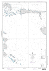 Buy map Kepulauan Tukangbesi To Kepulauan Sula (NGA-73010-3) by National Geospatial-Intelligence Agency