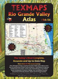 Buy map Victoria, Texas Regional Atlas by Texmaps