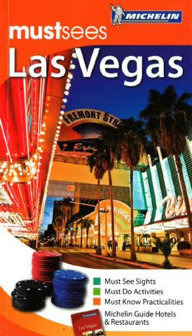 Buy map Las Vegas, Nevada, Must See Guide by Michelin Maps and Guides