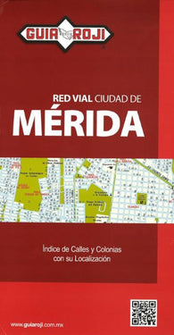Buy map Merida, Mexico by Guia Roji