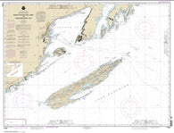 Buy map Grand Portage Bay, Minn. to Shesbeeb Point, Ont. (14968-28) by NOAA