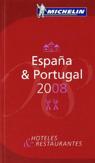 Buy map Spain and Portugal, Red Guide by Michelin Maps and Guides