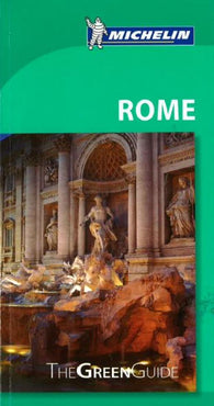 Buy map Rome, Italy, Green Guide by Michelin Maps and Guides