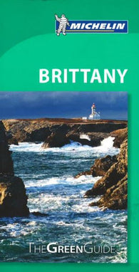 Buy map Brittany, France, Green Guide by Michelin Maps and Guides