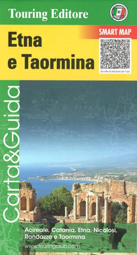 Buy map Etna and Taormina Smart Map by Touring Club Italiano