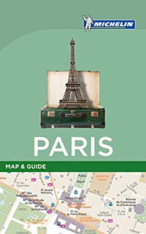 Buy map Michelin Map and Guide, Paris by Michelin Maps and Guides