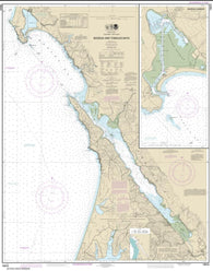 Buy map Bodega and Tomales Bays; Bodega Harbor (18643-18) by NOAA