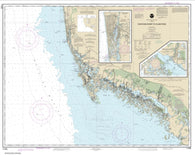 Buy map Chatham River to Clam Pass; Naples Bay; Everglades Harbor (11429-23) by NOAA
