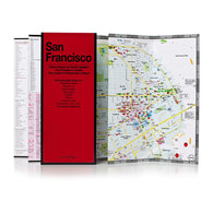 Buy map San Francisco, California by Red Maps