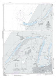 Buy map Entrance To Oued Sebou (NGA-51201-3) by National Geospatial-Intelligence Agency