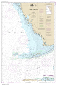 Buy map Havana to Tampa Bay (4148-1) by NOAA