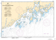 Buy map Baie au Saumon a/to Baie des Homards by Canadian Hydrographic Service