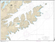 Buy map Beaver Inlet (16522-7) by NOAA