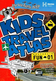 Buy map Kids Travel Atlas by Hema Maps