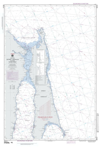 Buy map Mys Vrangelya To Mys Bychiy And The North (NGA-96016-7) by National Geospatial-Intelligence Agency