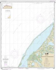 Buy map Utukok Pass to Blossom Shoals (16088-6) by NOAA