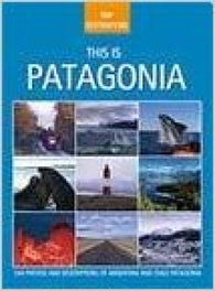 Buy map This is Patagonia by deDios