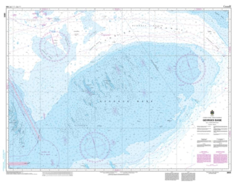 Buy map  by Canadian Hydrographic Service