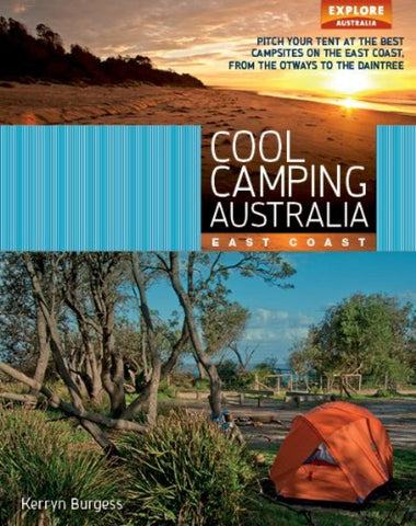 Buy map Cool Camping Australia: East Coast by Universal Publishers Pty Ltd