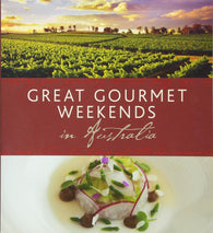 Buy map Great Gourmet Weekends in Australia by Universal Publishers Pty Ltd