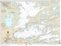 Buy map Rainy Lake-International Falls to Dryweed Island (14998-15) by NOAA