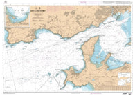 Buy map Acces a la Rade de Brest - Port de Camaret-sur-Mer by SHOM