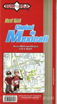 Buy map Mexicali, Mexico by Guia Roji