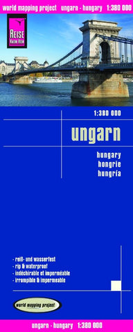 Buy map Hungary by Reise Know-How Verlag