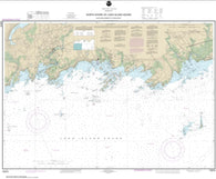 Buy map North Shore of Long Island Sound Guilford Harbor to Farm River (12373-15) by NOAA