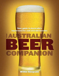 Buy map The Australian Beer Companion by Universal Publishers Pty Ltd