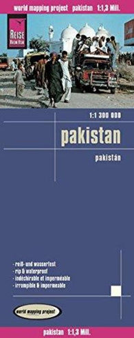 Buy map Pakistan by Reise Know-How Verlag