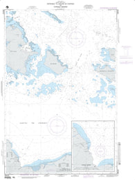 Buy map Entrance To Laguna De Chiriqui And Chiriqui Grande (NGA-28042-3) by National Geospatial-Intelligence Agency