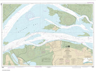 Buy map SUISUN BAY-Roe Island and vicinity (18658-31) by NOAA