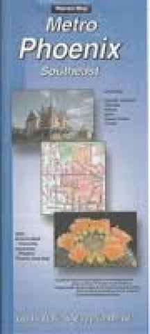 Buy map Phoenix, Arizona Metro, Southeast by The Seeger Map Company Inc.