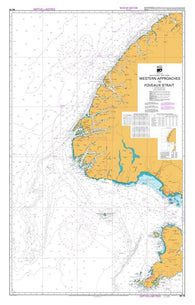 Buy map WESTERN APPROACHES TO FOVEAUX STRAIT (76) by Land Information New Zealand (LINZ)