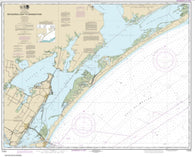 Buy map Matagorda Light to Aransas Pass (11313-24) by NOAA
