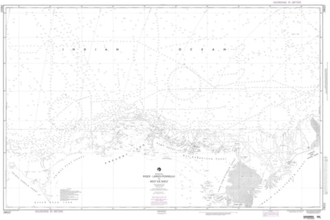 Buy map Riiser Larsen Peninsula To West Ice Shelf, Antarctica (NGA-29022-5) by National Geospatial-Intelligence Agency