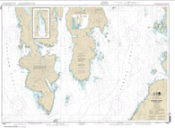 Buy map Sumner Strait-Southern part (17386-5) by NOAA