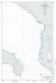 Buy map Entrance To The Adriatic Sea (NGA-54090-3) by National Geospatial-Intelligence Agency