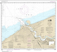 Buy map Lorain Harbor (14841-29) by NOAA