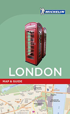 Buy map Michelin Map and Guide, London by Michelin Maps and Guides