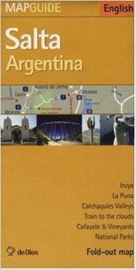 Buy map Salta, Argentina by deDios